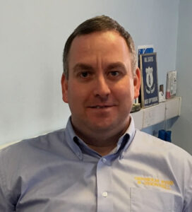 Andy Leeson joins Denholms as Technical Sales and Production Engineer